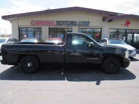 2008 Chevrolet Silverado 1500 for sale at Cardinal Motors in Fairfield OH