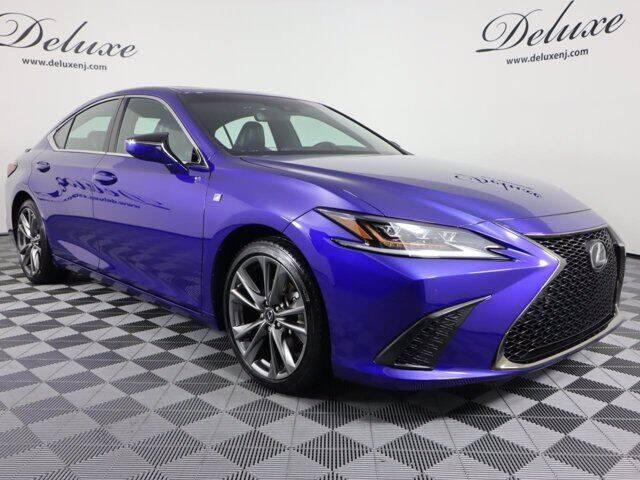 2019 Lexus ES 350 for sale at DeluxeNJ.com in Linden NJ