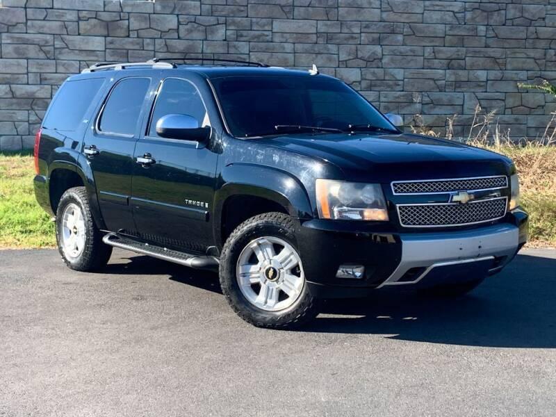 2007 Chevrolet Tahoe for sale at Car Hunters LLC in Mount Juliet TN
