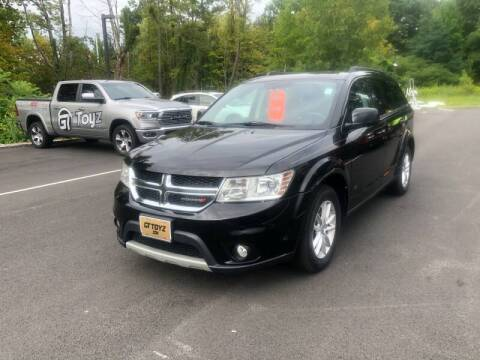 2015 Dodge Journey for sale at GT Toyz Motor Sports & Marine in Halfmoon NY