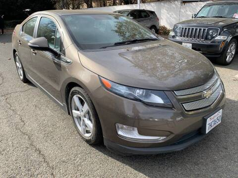 2014 Chevrolet Volt for sale at CENTURY MOTORS - Fresno in Fresno CA