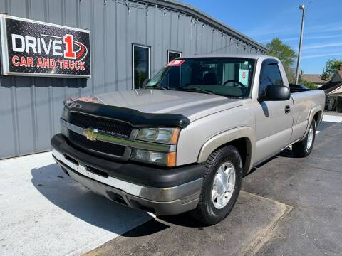 2004 Chevrolet Silverado 1500 for sale at Drive 1 Car & Truck in Springfield OH