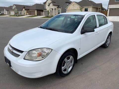2008 Chevrolet Cobalt for sale at Bells Auto Sales in Austin TX