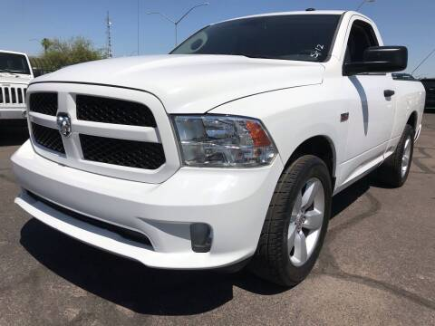 2014 RAM Ram Pickup 1500 for sale at Town and Country Motors in Mesa AZ