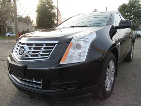 2013 Cadillac SRX for sale at PRESTIGE IMPORT AUTO SALES in Morrisville PA