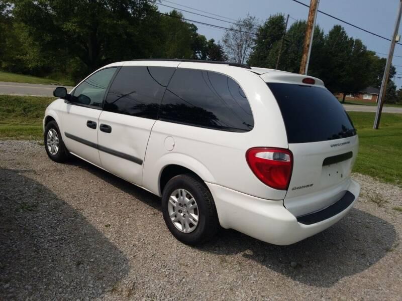 2007 Dodge Grand Caravan for sale at David Shiveley in Mount Orab OH