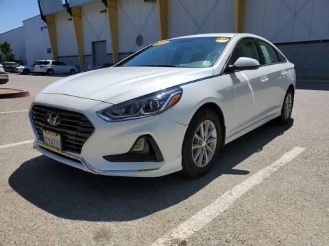 2018 Hyundai Sonata for sale at ALL CREDIT AUTO SALES in San Jose CA