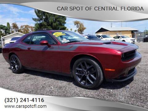 2019 Dodge Challenger for sale at Car Spot Of Central Florida in Melbourne FL