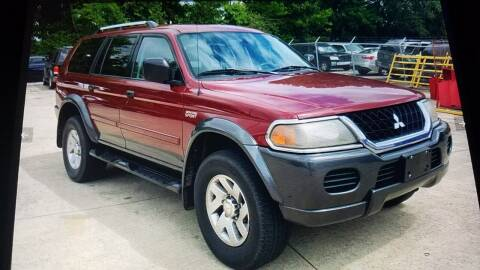 2004 Mitsubishi Montero Sport for sale at CARS PLUS MORE LLC in Cowan TN