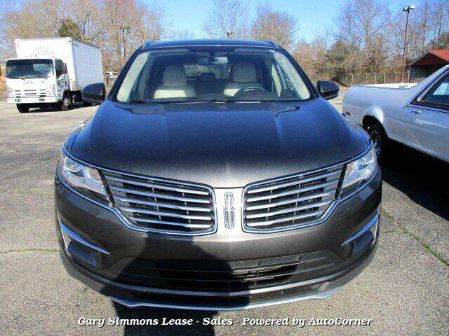 2017 Lincoln MKC for sale at Gary Simmons Lease - Sales in Mckenzie TN
