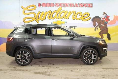 2019 Jeep Compass for sale at Sundance Chevrolet in Grand Ledge MI