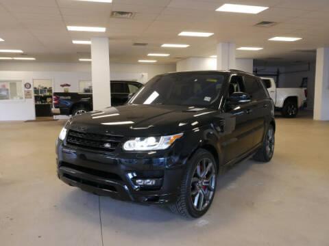 2016 Land Rover Range Rover Sport for sale at Montclair Motor Car in Montclair NJ