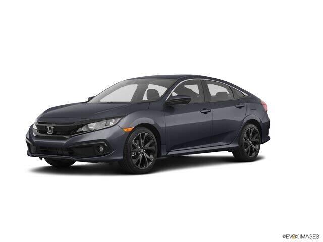 2021 Honda Civic for sale in Lewiston, ID