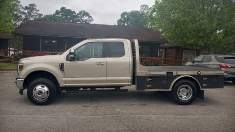 2018 Ford F-350 Super Duty for sale at Victory Motor Company in Conroe TX