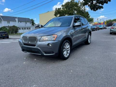 2014 BMW X3 for sale at Kapos Auto, Inc. in Ridgewood NY