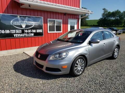 2013 Suzuki Kizashi for sale at Vess Auto in Danville OH