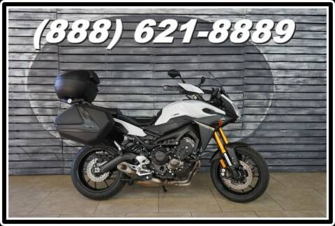 2017 Yamaha FJ-09 for sale at Motomaxcycles.com in Mesa AZ