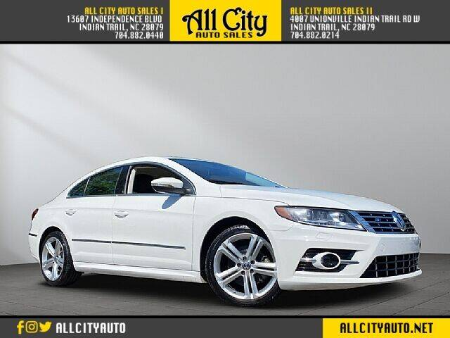 2013 Volkswagen CC for sale at All City Auto Sales II in Indian Trail NC