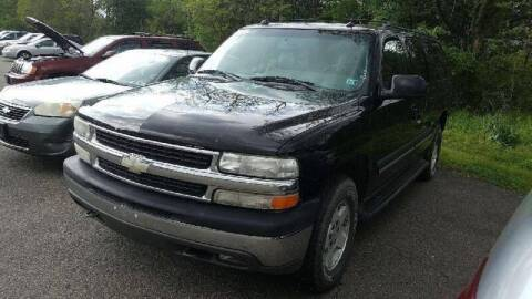2005 Chevrolet Suburban for sale at Automotive Toy Store LLC in Mount Carmel PA