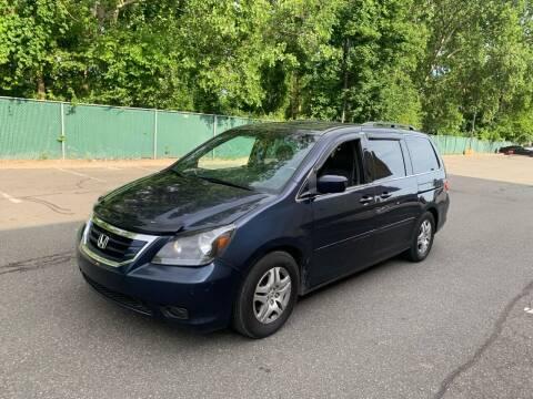 2008 Honda Odyssey for sale at Adams Motors INC. in Inwood NY