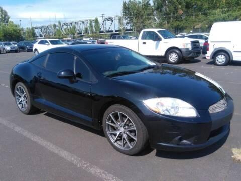 2012 Mitsubishi Eclipse for sale at A.I. Monroe Auto Sales in Bountiful UT
