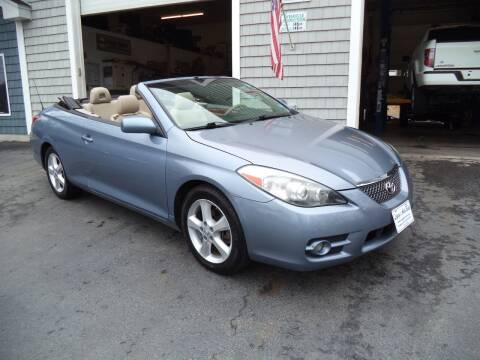 2008 Toyota Camry Solara for sale at Lepages Auto Wholesale in Kingston NH