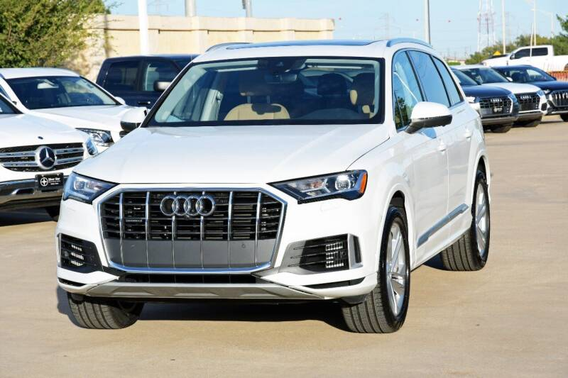 2020 Audi Q7 for sale at Silver Star Motorcars in Dallas TX