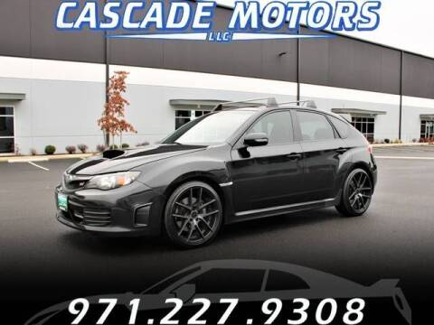 2008 Subaru Impreza for sale at Cascade Motors in Portland OR