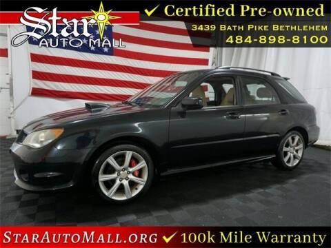 2006 Subaru Impreza for sale at STAR AUTO MALL 512 in Bethlehem PA