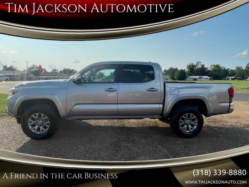 2018 Toyota Tacoma for sale at Tim Jackson Automotive in Jonesville LA