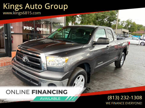 2011 Toyota Tundra for sale at Kings Auto Group in Tampa FL