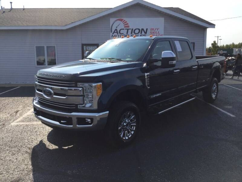 2017 Ford F-250 Super Duty for sale at Action Motor Sales in Gaylord MI