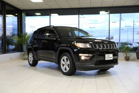 2018 Jeep Compass for sale at Car Culture in Warren OH