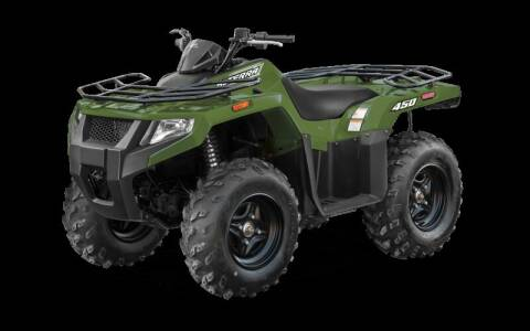 2021 Arctic Cat Alterra 450 for sale at Champlain Valley MotorSports in Cornwall VT