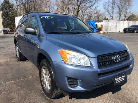 2011 Toyota RAV4 for sale at PARK AVENUE AUTOS in Collingswood NJ