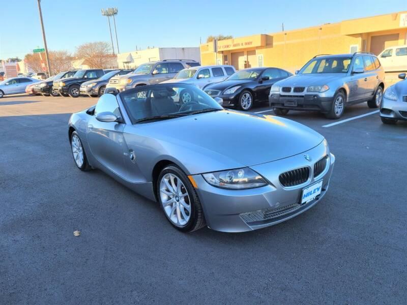 2006 BMW Z4 for sale at Image Auto Sales in Dallas TX