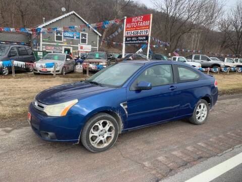 2008 Ford Focus for sale at Korz Auto Farm in Kansas City KS