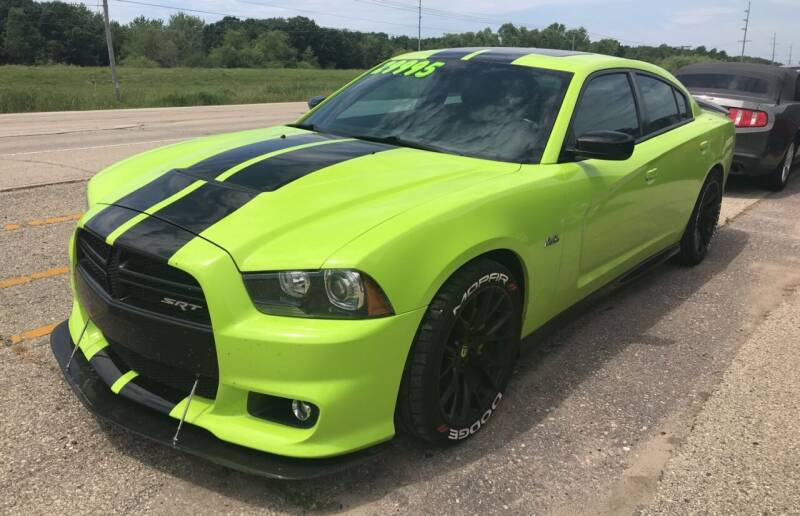 2012 Dodge Charger for sale at 51 Auto Sales Ltd in Portage WI