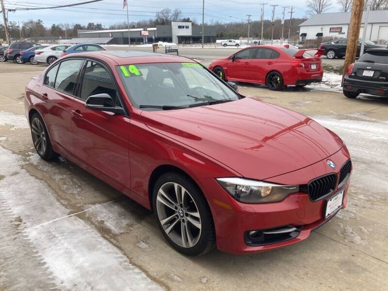 2014 BMW 3 Series for sale at Auto Import Specialist LLC in South Bend IN