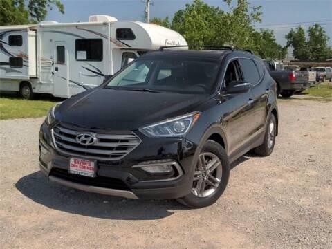 2017 Hyundai Santa Fe Sport for sale at Auto Bankruptcy Loans in Chickasha OK