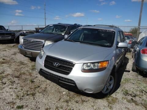 2007 Hyundai Santa Fe for sale at CARZ R US 1 in Heyworth IL