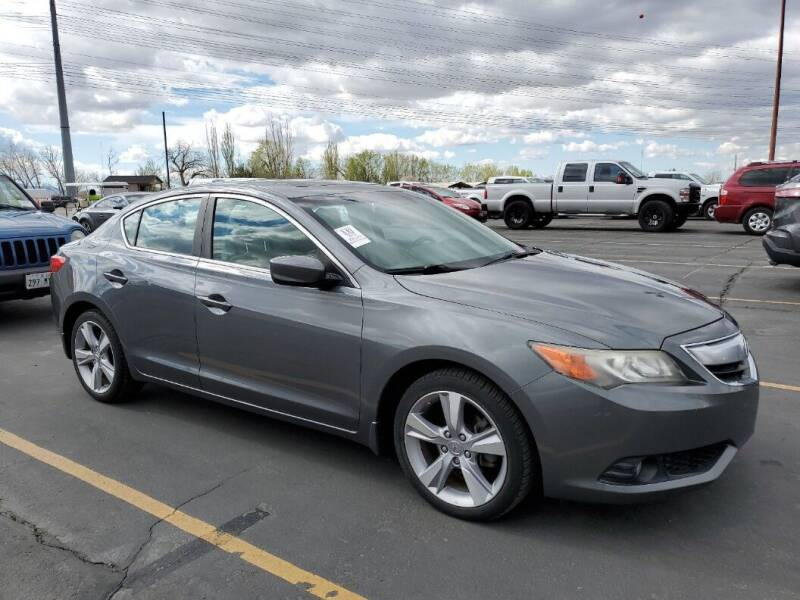 2013 Acura ILX for sale at A.I. Monroe Auto Sales in Bountiful UT