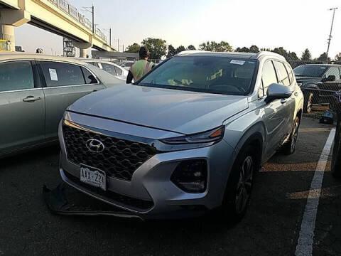2020 Hyundai Santa Fe for sale at ELITE MOTOR CARS OF MIAMI in Miami FL