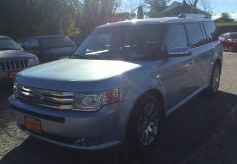 2009 Ford Flex for sale at Knowlton Motors, Inc. in Freeport IL
