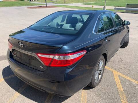 2015 Toyota Camry for sale at Trocci's Auto Sales in West Pittsburg PA
