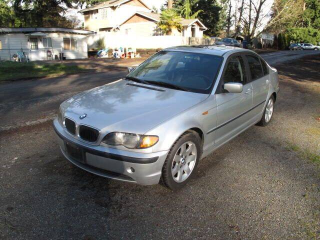 2002 BMW 3 Series for sale at M Motors in Shoreline WA