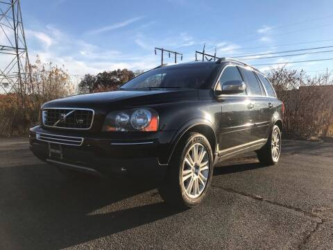 2008 Volvo XC90 for sale at Fournier Auto and Truck Sales in Rehoboth MA