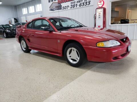 1997 Ford Mustang for sale at Kinsellas Auto Sales in Rochester MN