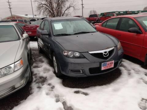 2007 Mazda MAZDA3 for sale at L & J Motors in Mandan ND