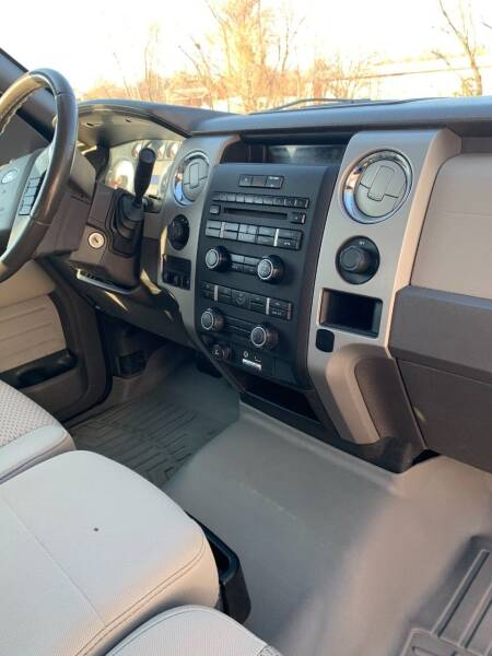 2010 Ford F-150 4x4 XLT 4dr SuperCab Styleside 6.5 ft. SB - Stilwell KS